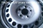 Plechová kola R16 5x112 Mercedes